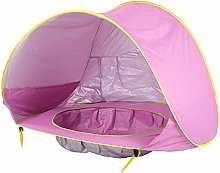 Maxpex Baby Beach Tent with Pool Upgrade Easy Fold
