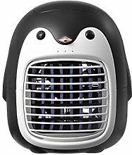 Maxpex Cute Air Conditioner Fan Portable Mini Air