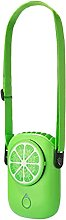 Maxpex Summer Portable Waist Fan Hanging USB