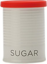 Maxwell Williams CANister Sugar 750ml Red
