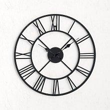Mayer 60cm Wall Clock Borough Wharf