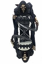 Mayer Chess Hourglass Grim Reaper by Anne Stokes -