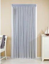 Mayfield Semi-Sheer Door Curtain Symple Stuff