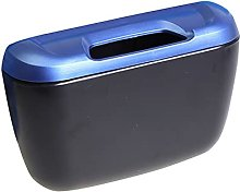 MAYINGXUE Car Trash Bin Garbage Dust Case Box Car