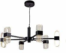 MAZ 8 Lights Ceiling Pendant Lamp Led Chandelier
