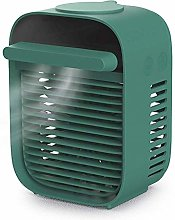 MAZ Air Conditioner Fan, Portable Table Air Cooler