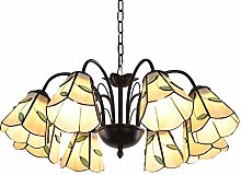 MAZ Chandeliers Lighting Antique Victorian Stained