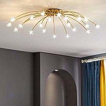 MAZ Chandeliers Nordic Living Room Ceiling Lamp