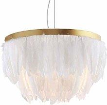 MAZ Feather Light Ceiling Lamp Pendant Light Shade