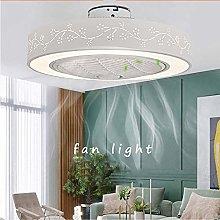 MAZ Led Ceiling Fan Lamp Bedroom Light Ceiling Fan