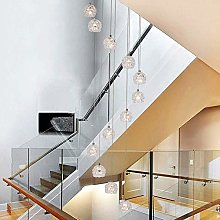 MAZ Lighting Grape Design Chandelier Spiral