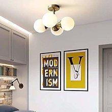 MAZ Lighting Nordic Bedroom Ceiling Lamp Dining