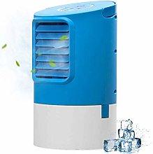 MAZ Portable Air Conditioner, Desktop 7 Colors Led