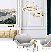 MAZ Postmodern Nordic Chandelier Simple Crystal