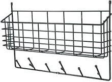 Maze Interior - Ecofriendly black wall storage