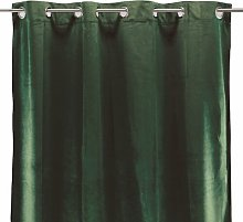 Mazzeo Room Darkening Curtain Mercury Row Colour:
