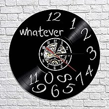 mbbvv Creative wall clock theme wall clock with