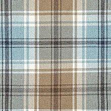 McAlister Textiles Angus Tartan Check Fabric