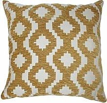 McAlister Textiles Arizona Ochre Yellow 49cm