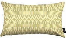 McAlister Textiles Colorado Ochre Yellow 60x40cm