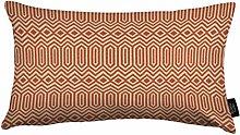 McAlister Textiles Colorado Terracotta Orange