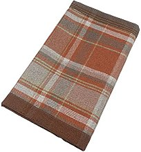McAlister Textiles Heritage Table Runner   Burnt