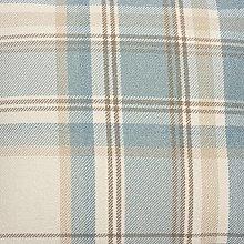 McAlister Textiles Heritage Tartan Duck Egg Blue