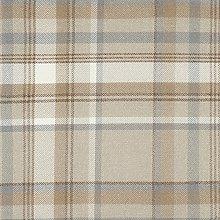 McAlister Textiles Heritage Tartan Natural Beige