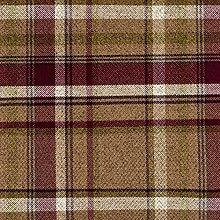 McAlister Textiles Heritage Tartan Purple + Green