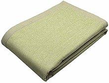 McAlister Textiles Herringbone Bed Runner   Sage