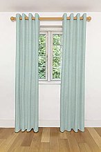 McAlister Textiles Herringbone Curtains 2 Panels |