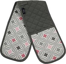 McAlister Textiles Laila Blush Pink + Grey Double