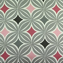 McAlister Textiles Laila Fabric | Blush Pink +
