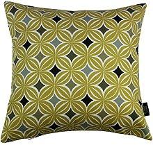 McAlister Textiles Laila Ochre Yellow 49cm Cushion