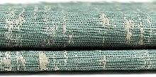 McAlister Textiles Luxury Textured Duck Egg Blue