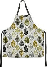 McAlister Textiles Magda Apron | Ochre Yellow +