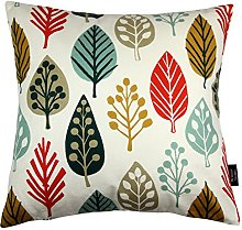 McAlister Textiles Magda Burnt Orange 60cm Cushion