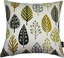 McAlister Textiles Magda Ochre Yellow 49cm Cushion