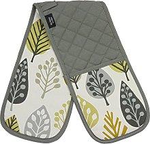 McAlister Textiles Magda Ochre Yellow + Grey