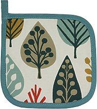 McAlister Textiles Magda Placemat Trivet   Ochre