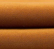 McAlister Textiles Matt Velvet Throw   Burnt