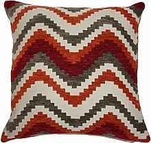 McAlister Textiles Navajo Red + Orange 43cm