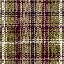 McAlister Textiles Premium Soft Mulberry Tartan