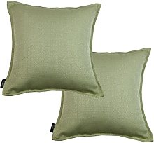 McAlister Textiles Set of 2 Savannah Filled
