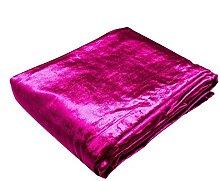 McAlister Textiles Shiny Velvet Table Runner |