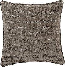 McAlister Textiles Textured Chenille Dark Grey