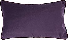 McAlister Textiles Velvet Dark Purple 60x40cm
