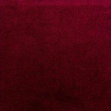 McAlister Textiles Velvet Dark Red Half Metre,
