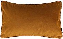 McAlister Textiles Velvet Spice Orange 60x40cm
