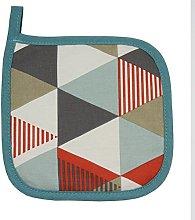McAlister Textiles Vita Placemat Trivet   Ochre